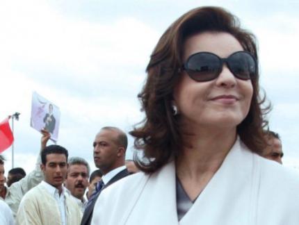 'Vrouw Ben Ali nam anderhalve ton goud mee'