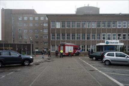 Ziekenhuis Amersfoort evacueert patiënten