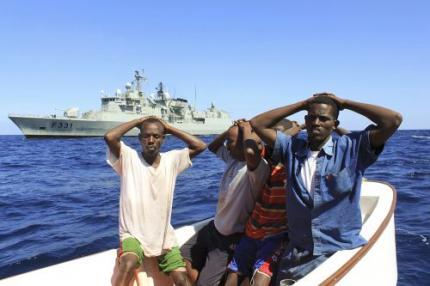 Schepen uitgerust met systeem tegen piraterij