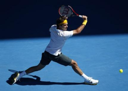 Federer evenaart record Connors