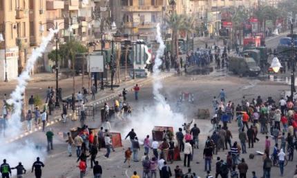 Regime Egypte bedreigt betogers