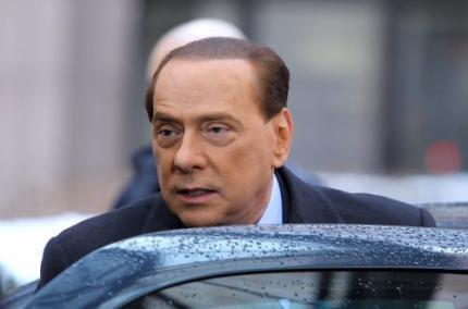 Geen huiszoeking bij accountant Berlusconi