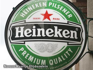 Heineken (Foto: Novum)