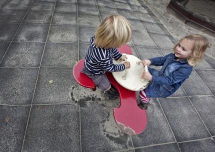 'Kinderen dupe van slechte omgangsregeling'
