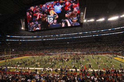 Kijkcijfer'Super Bowl' breekt record