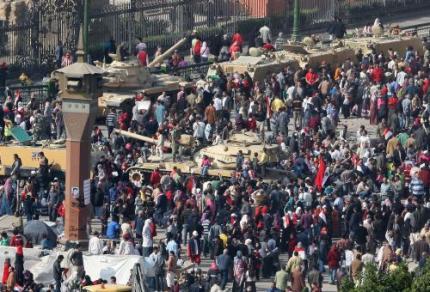 Betogers blijven tot hervormingen feit zijn