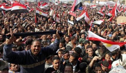 Parlement Egypte ontbonden