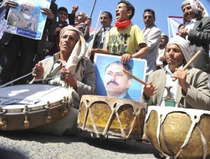 Gokkers zetten in op val president Jemen
