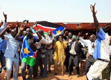 Zuid-Sudan gaat Zuid-Sudan heten
