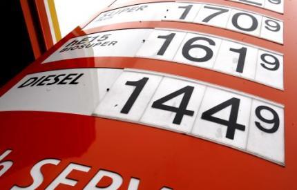 Benzineprijs mogelijk dit weekend op record