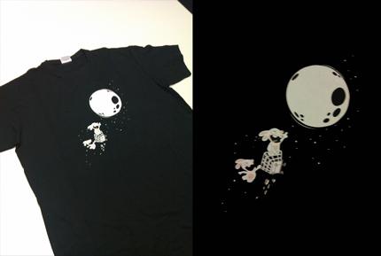 Konijnen-shirt