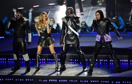 Black Eyed Peas sluit Rock Werchter af
