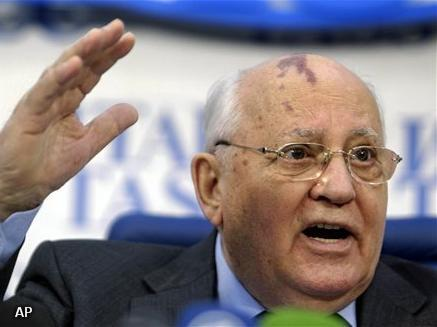 Michail Gorbatsjov (Foto: Novum)