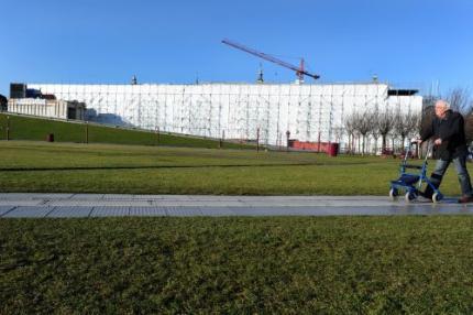 Hervatting bouw Stedelijk Museum in zicht