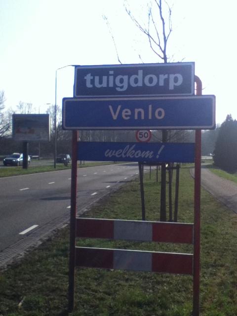 Venlo is tuigdorp