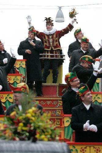 Nederland viert weer carnaval