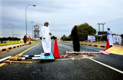 Oman gaat betogers in Sohar vervolgen