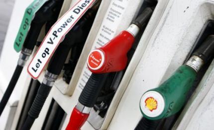 Benzineprijs door grens van 1,70 euro