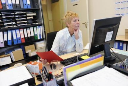 Veel Nederlandse vrouwen werken
