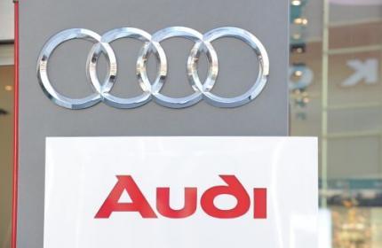 Recordwinst voor Audi