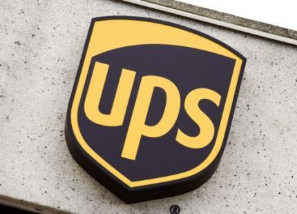 UPS Roermond even ontruimd