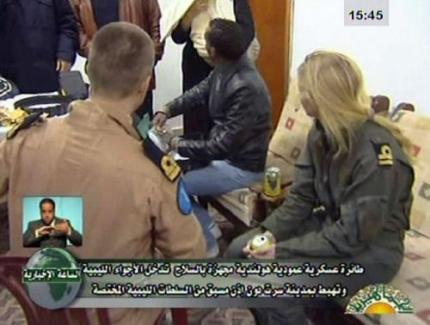 Hillen: militairen in Libië goed behandeld