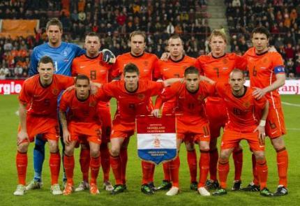 Oranje oefent tegen Duitsland