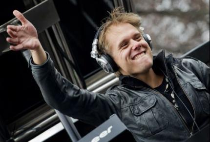 Armin van Buuren opnieuw beste dj ter wereld