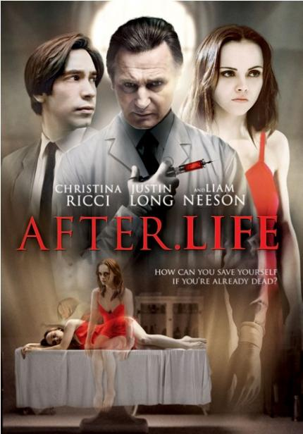 After.Life dvd cover
