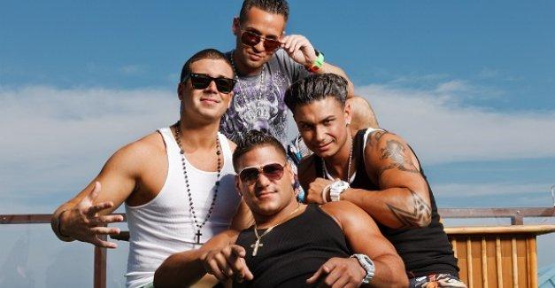 Jersey Shore: de mannen