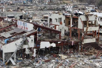 Schade aardbeving Japan mogelijk 229 miljard