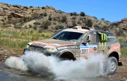Dakar 2012 finisht in Lima