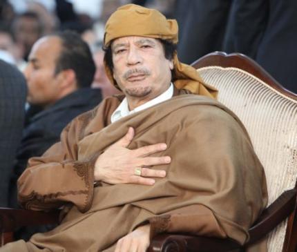 'Opties voor ballingschap Kaddafi bekeken'