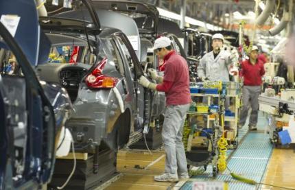 Japanse automakers willen productie roteren