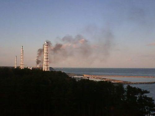 Meer radioactief jodium in zeewater Japan