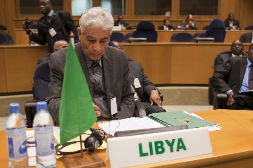 Libische minister uitgeweken naar Londen