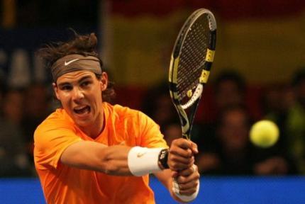 Nadal en Djokovic moeiteloos door