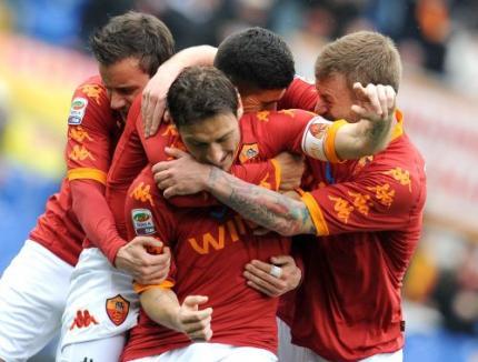 AS Roma in Amerikaanse handen