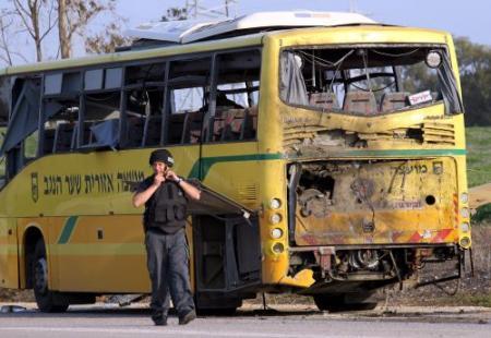 Acties Israël in Gazastrook na aanval op bus