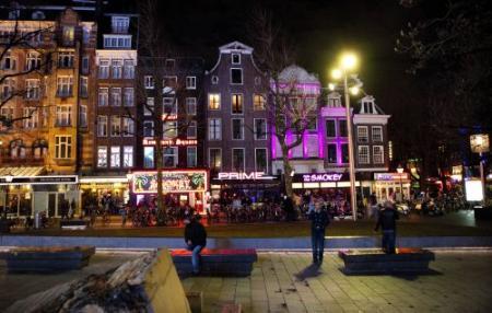 Uitgaansgeweld Amsterdam blijft probleem