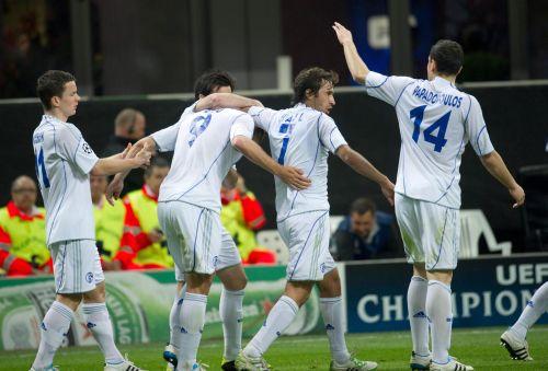Schalke en Real op drempel halve finale
