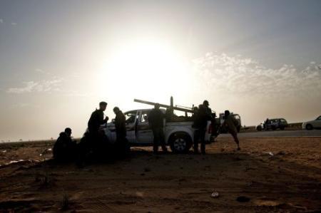 'Precisiebommen NAVO voor Libië raken op'