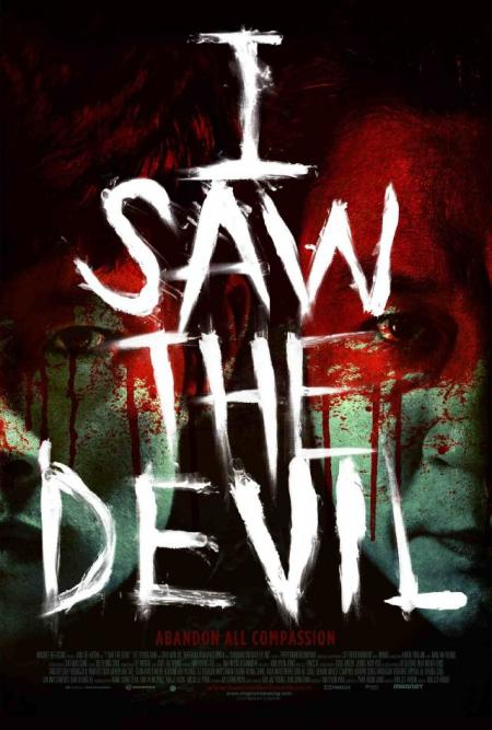 Poster van de originele I Saw The Devil