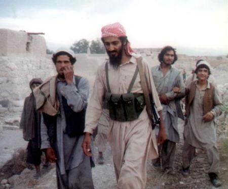 'Zeemansgraf voor Bin Laden'