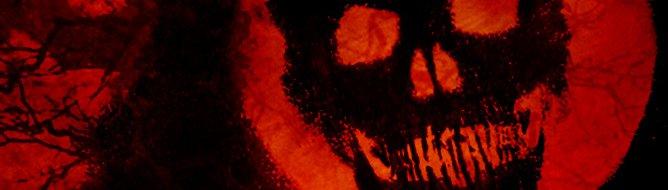 Banner in de stijl van Gears of War 3