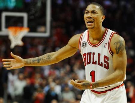 Basketballer Rose jongste MVP ooit