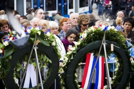 Nederland herdenkt oorlogsslachtoffers