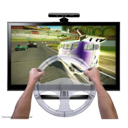 Kinect stuurwiel