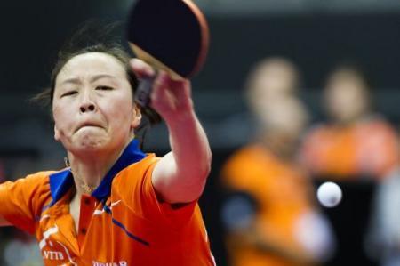 Li Jiao sneuvelt in derde ronde WK