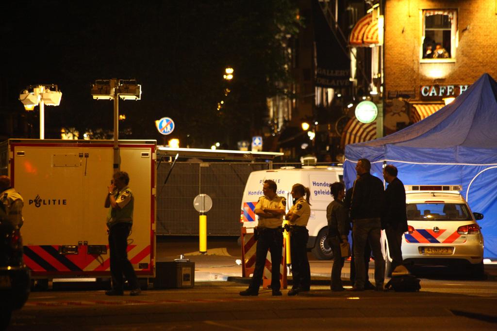 Dode en gewonden na schietincident politie